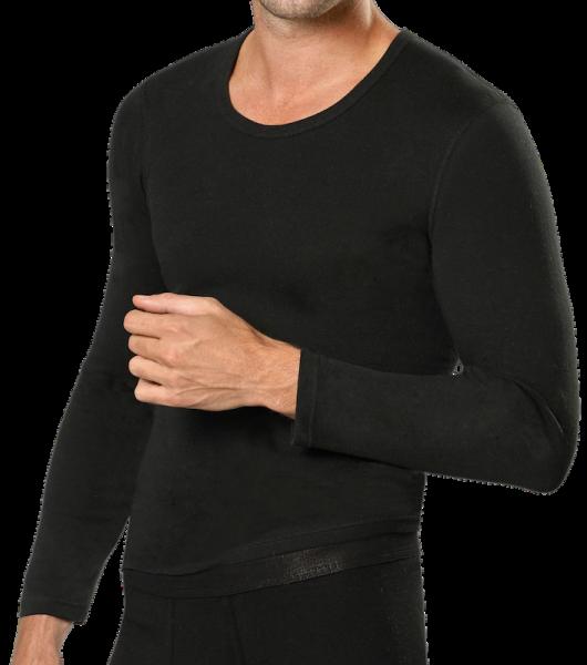 langarm Shirt Wolle