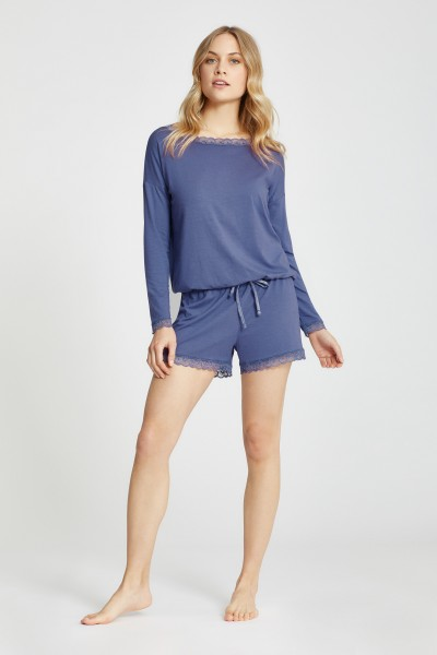 Loungewear kurze Hose