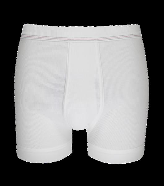 DOPPELRIPP kurze Hose mit Eingriff (3er Pack)