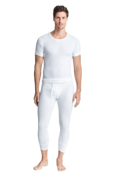 DOPPELRIPP kurzarm Shirt (3er Pack)